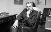 Former Vice President Walter Mondale during and interview on Dec 12, 1983. The New York Times
