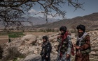 Members of the Taliban in Alingar District, Afghanistan, on March 13, 2020. The New York Times
