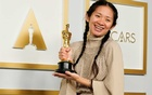 'Nomadland' wins best picture at Oscars, Hopkins wins over Chadwick Boseman