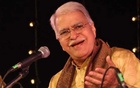 Rajan Mishra was a famous vocalist of Indian classical music. Photo taken via Twitter