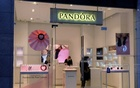 A general view of the Pandora shop in Riga, Latvia February 4, 2020. REUTERS