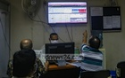 Investors trading on Dhaka Stock Exchange at a brokerage house on Thursday, May 6, 2021 as share prices ride a rollercoaster amid coronavirus lockdowns. Photo: Mahmud Zaman Ovi
