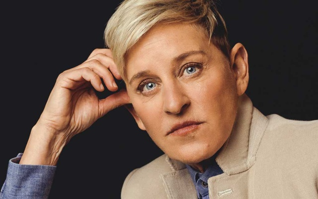 Talk-show host and comedian Ellen DeGeneres in Burbank, Calif, Nov 28, 2018. Ellen DeGeneres will step down from her daytime talk show next year, according to a spokeswoman for the host. Ryan Pfluger/The New York Times