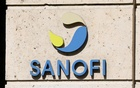 The logo of Sanofi is seen at the company's headquarters in Paris, France, April 24, 2020. REUTERS