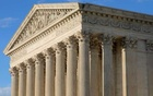 The United States Supreme Court Building's facade is seen in Washington, DC, US, May 13, 2021. REUTERS