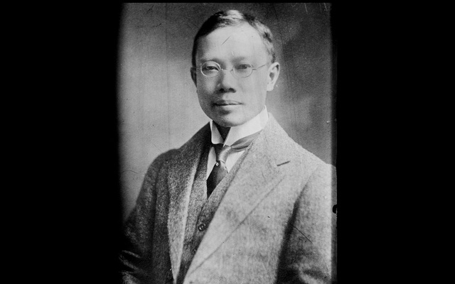 In an image provided by the Library of Congress, Wu Lien-Teh. Dr. Wu helped change the course of a plague epidemic in the early 20th century and promoted the use of masks as a public health tool. (Library of Congress via The New York Times)