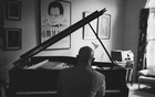 The pianist Stewart Goodyear in his childhood home in Thornhill, Canada, May 9, 2021. Goodyear plays the standards brilliantly, and also writes music that nods to rock and calypso. The New York Times