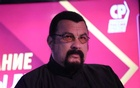 Hollywood actor Seagal joins pro-Kremlin party, proposes tougher laws
