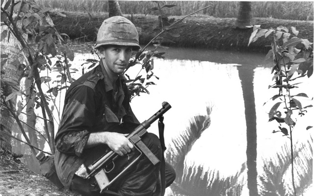 An undated handout photo shows Daniel Ellsberg circa 1968. He spent considerable time in Vietnam and came to oppose the war deeply. (Daniel and Patricia Ellsberg via The New York Times