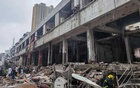 Gas pipe explosion kills 12 in China