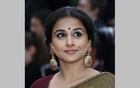 Jury Member actress Vidya Balan poses on the red carpet as she arrives for the screening of the film