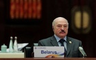 Belarus President Alexander Lukashenko attends the Roundtable Summit Phase One Sessions of Belt and Road Forum at the International Conference Centre in Yanqi Lake on May 15, 2017 in Beijing, China. REUTERS/Lintao Zhang