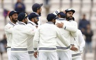 New Zealand grab first-innings lead despite India fightback