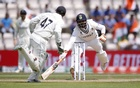 India overcome Jamieson blows to reach 130-5 at lunch