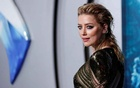 Actor Amber Heard says she welcomed baby girl in April