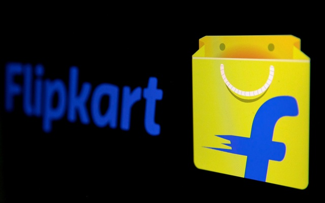 The logo of India's e-commerce firm Flipkart is seen in this illustration picture taken January 29, 2019. REUTERS