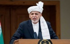 Afghanistan's President Ashraf Ghani speaks during his inauguration as president, in Kabul, Afghanistan March 9, 2020. REUTERS/Mohammad Ismail/