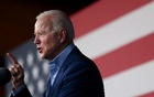 US President Joe Biden participates in a campaign event for Virginia gubernatorial candidate Terry McAuliffe at Lubber Run Park in Arlington, Virginia, US, July 23, 2021. REUTERS