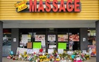Robert Aaron Long pleaded guilty on Tuesday to four killings at Young's Asian Massage in Cherokee County, an Atlanta suburb. Credit...Chang W. Lee/The New York Times