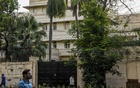 Lincoln House, the former US consulate in Mumbai, on Jul 1, 2021. For unknown reasons the Indian government has blocked the sale of the mansion to the Poonawala family. Atul Loke/The New York Times