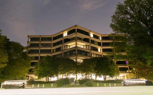 The headquarters of the United States Geological Survey in Reston, Va., on July 22, 2021. Hundreds of government scientists and climate policy experts quit during the Trump administration, and their jobs remain unfilled nearly six months into President Joe Biden's term. (Stefani Reynolds/The New York Times)