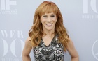 US comedian Kathy Griffin to undergo surgery for lung cancer