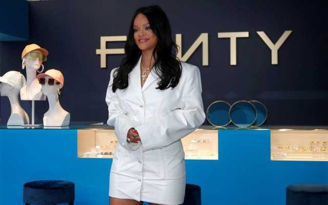 Singer Rihanna is officially a billionaire, Forbes says