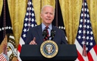 US President Joe Biden delivers remarks at the White House in Washington, US August 3, 2021. REUTERS/Jonathan Ernst
