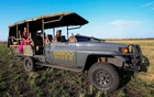 Eco-friendly vehicles offer quieter, cleaner safaris in Kenyan reserve