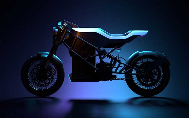 """""""Project Zero"""" from Yatri Motorcycles"""