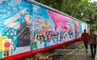 Bangladesh Railway preparing to launch a mobile museum on the tracks in celebration of Bangabandhu Sheikh Mujibur Rahman's birth centenary with an aim to let people know the history of Bangladesh's founding father and the Liberation War. Photo: Asif Mahmud Ove