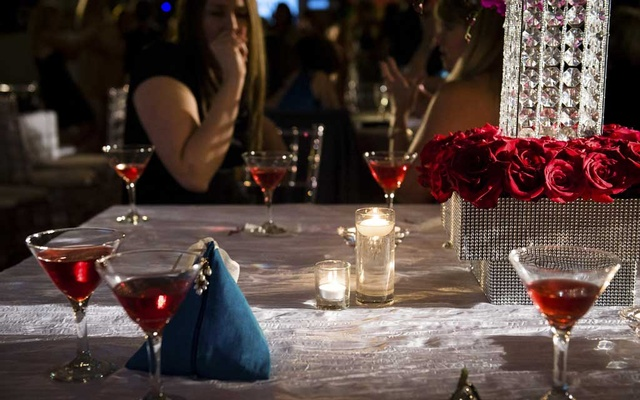 A Romance Writers of America party in Anaheim, Calif, July 27, 2012. The New York Times