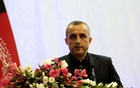 File photo of Amrullah Saleh the former Afghan vice president whose elder brother Rohullah Azizi was reportedly killed by the Taliban in Panjshir. Photo: Reuters