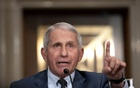 Dr Anthony Fauci, director of the National Institute of Allergy and Infectious Diseases, speaks during a hearing before the Senate Health, Education, Labour, and Pensions Committee in Washington, July 20, 2021. The New York Times