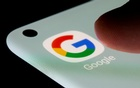 Google app is seen on a smartphone in this illustration taken, July 13, 2021. Reuters