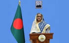 Hasina calls for 'bold' measures, funds to fight climate change