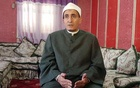 Shawki Abuzeid, Egyptian cleric and head of Al-Azhar's mission to Afghanistan, speaks during an interview with Reuters in Cairo, Egypt, August 29, 2021. Picture taken August 29, 2021. REUTERS/Sayed Sheasha