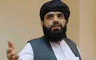 Taliban spokesman?Suhail Shaheen leaves after a news conference in Moscow, Russia July 9, 2021. REUTERS