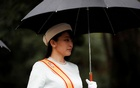 Japan's princess Mako to give up one-off payment in controversial marriage