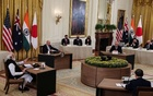 Quad leaders press for free Indo-Pacific, with wary eye on China