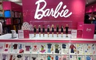 Barbie and Funko toy displays at a FAO Schwarz in New York, US, September 16, 2021. REUTERS
