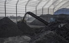 Coal at a power plant in Linfen, China on Jan 25, 2018. China's electricity shortage has prompted a national rush to mine and burn more coal. (Gilles Sabrié/The New York Times)