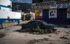 A gang-controlled neighbourhood in Port-au-Prince, Haiti, Jul 27, 2021. Gang members seized 16 Americans and one Canadian, among them five children, as they visited an orphanage. Victor Moriyama/The New York Times
