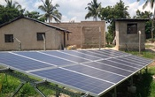 Using solar energy provides a more affordable way for rural communities to support water points.