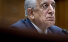 Zalmay Khalilzad, the chief American envoy to Afghanistan, during a House hearing on Capitol Hill in Washington, May 20, 2021. The New York Times