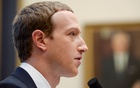 Facebook Chairman and CEO Mark Zuckerberg testifies at a House Financial Services Committee hearing in Washington, US, Oct 23, 2019. REUTERS/Erin Scott