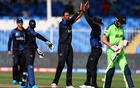 Namibia stun Ireland to make Super 12 of T20 World Cup
