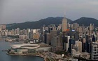 A general view showing the Central Business District, in Hong Kong, China, September 15, 2021. REUTERS